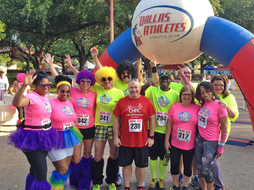 Runs In Dallas